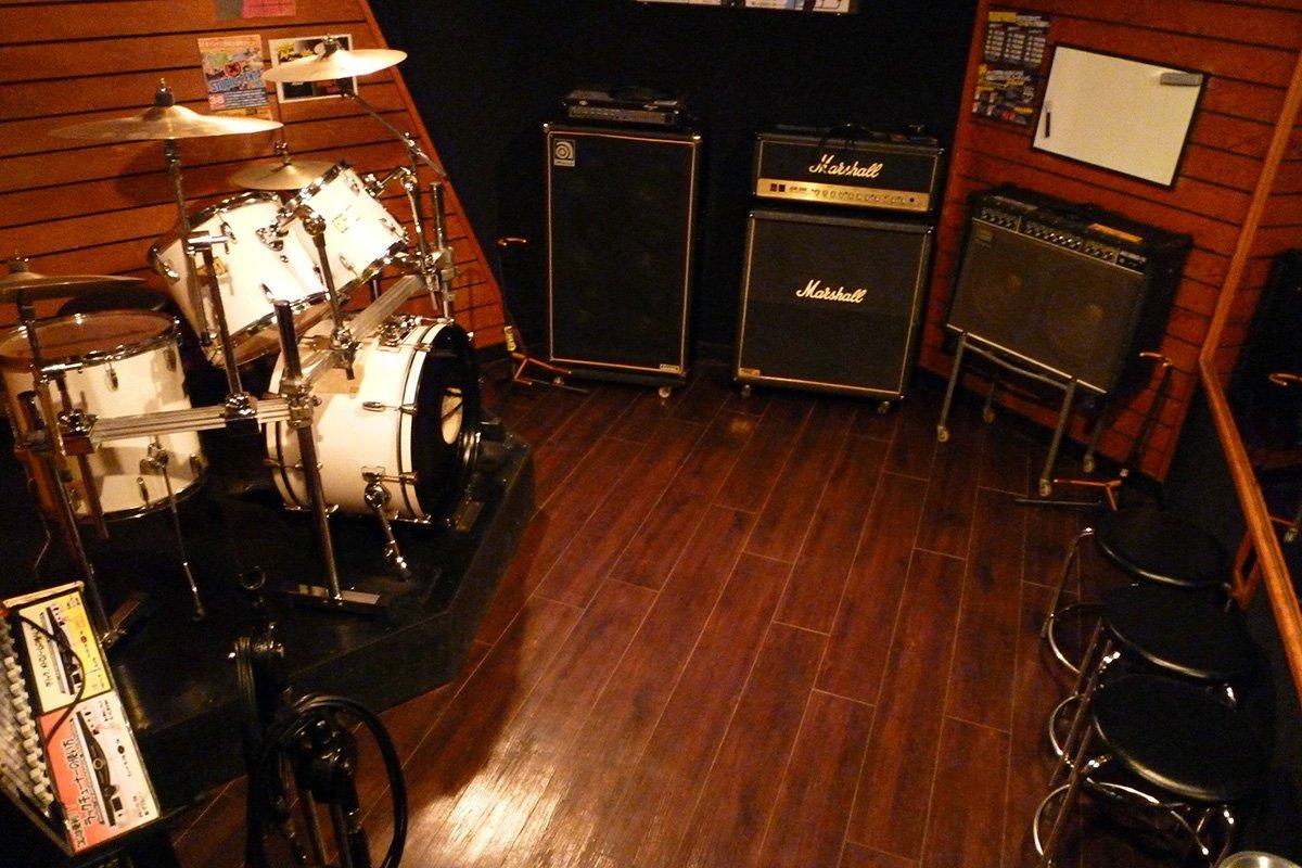 スタジオペンタ池袋 : スタジオ